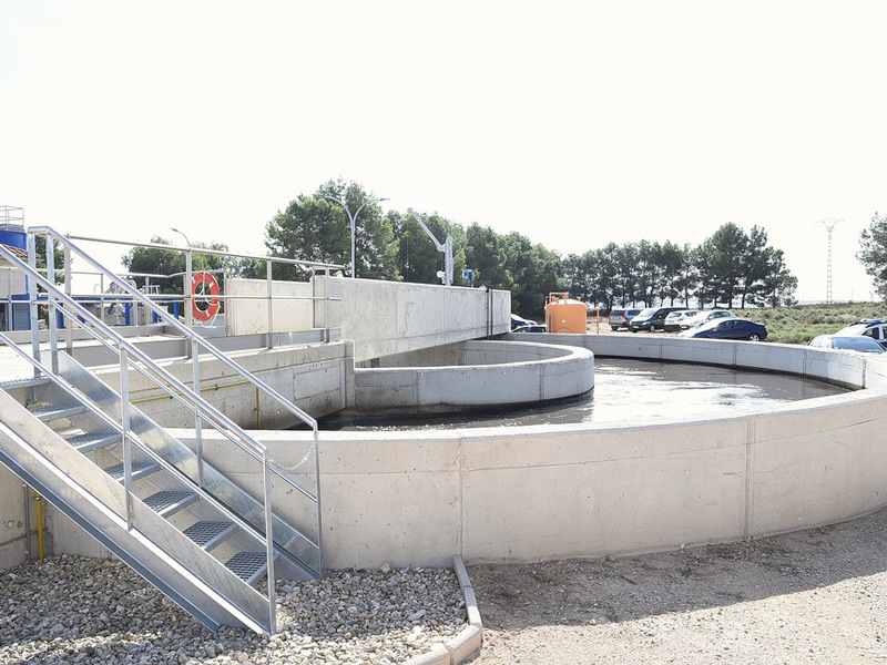 Procesos industriales depuradoras neteges escobar - Depuradoras de arena para piscinas desmontables ...